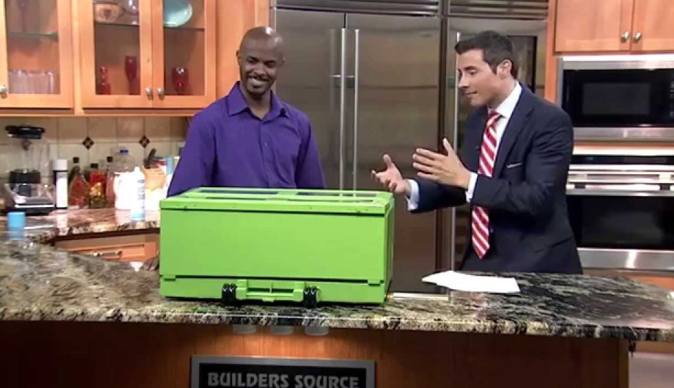 Solar Refrigerator   Spencer Trotter and the Anywhere Fridge Part 1